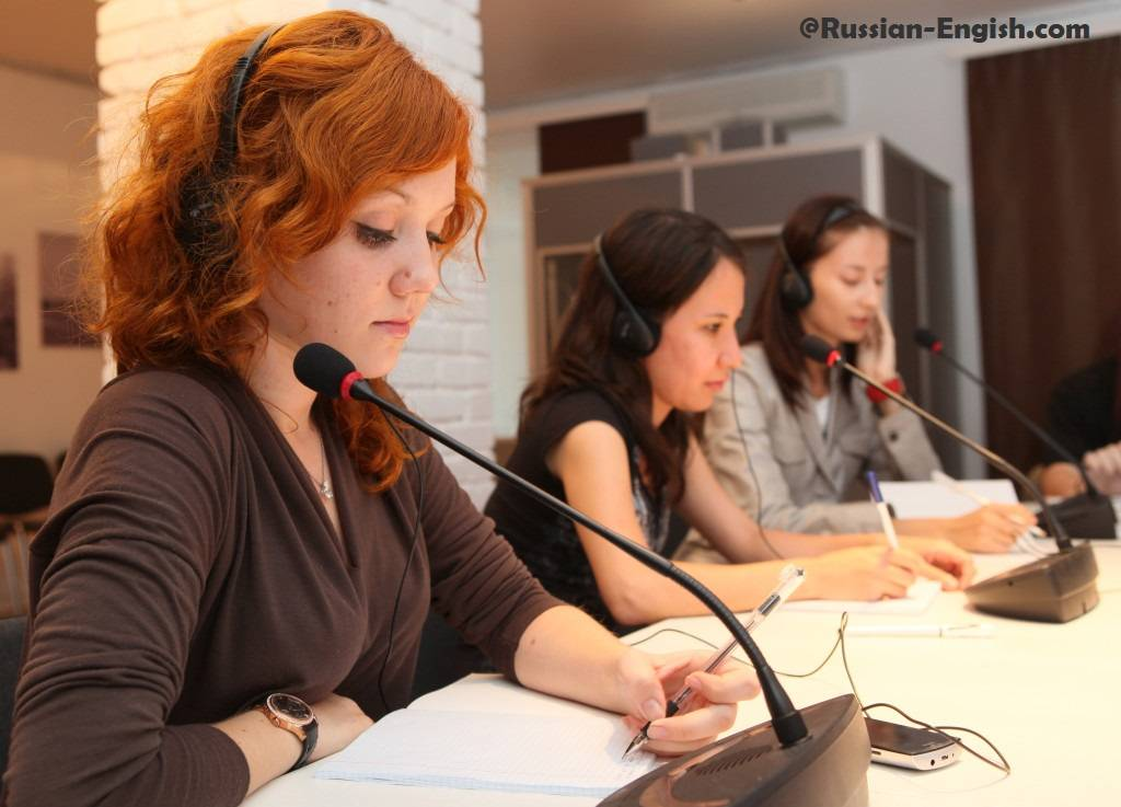TRANSLATING FROM RUSSIAN TO ENGLISH LANGUAGE