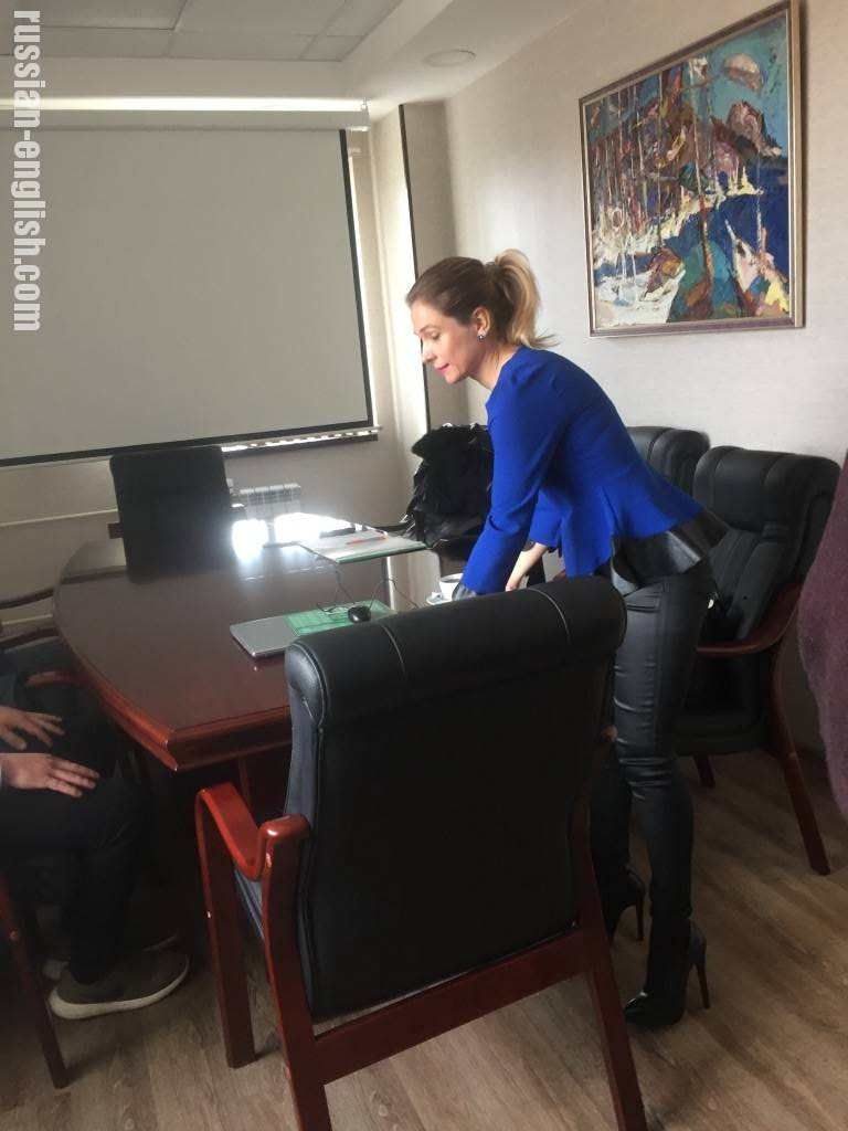 RUSSIAN-ENGLISH SPEAKING PA IN GENEVA SWITZERLAND