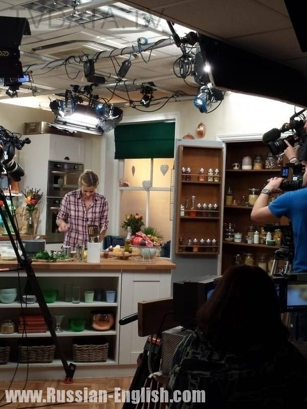 20.10.2014 - 23.10.2014 SIMULTANEOUS RUSSIAN ENGLISSIMULTANEOUS RUSSIAN ENGLISH INTERPRETING FOR A TV SHOW FOODNETWORK.CO.UK